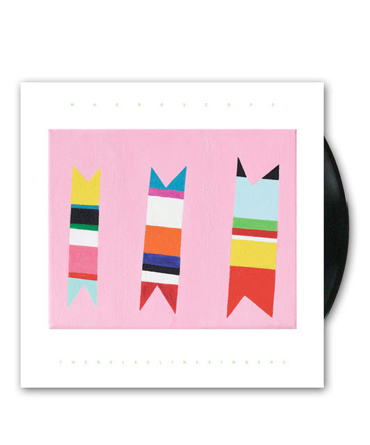 Nels Cline MACROSCOPE Vinyl LP