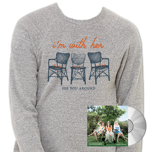 See You Around CD + Sweatshirt
