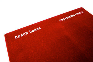 Beach House Depression Cherry Vinyl LP