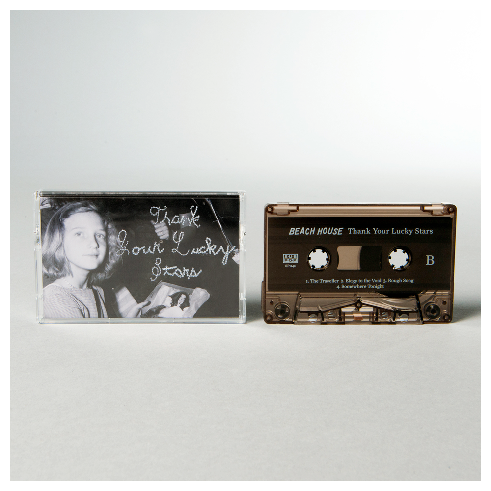 Thank Your Lucky Stars Cassette Tape