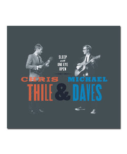 Chris Thile & Daves Sleep w- One Eye Open CD