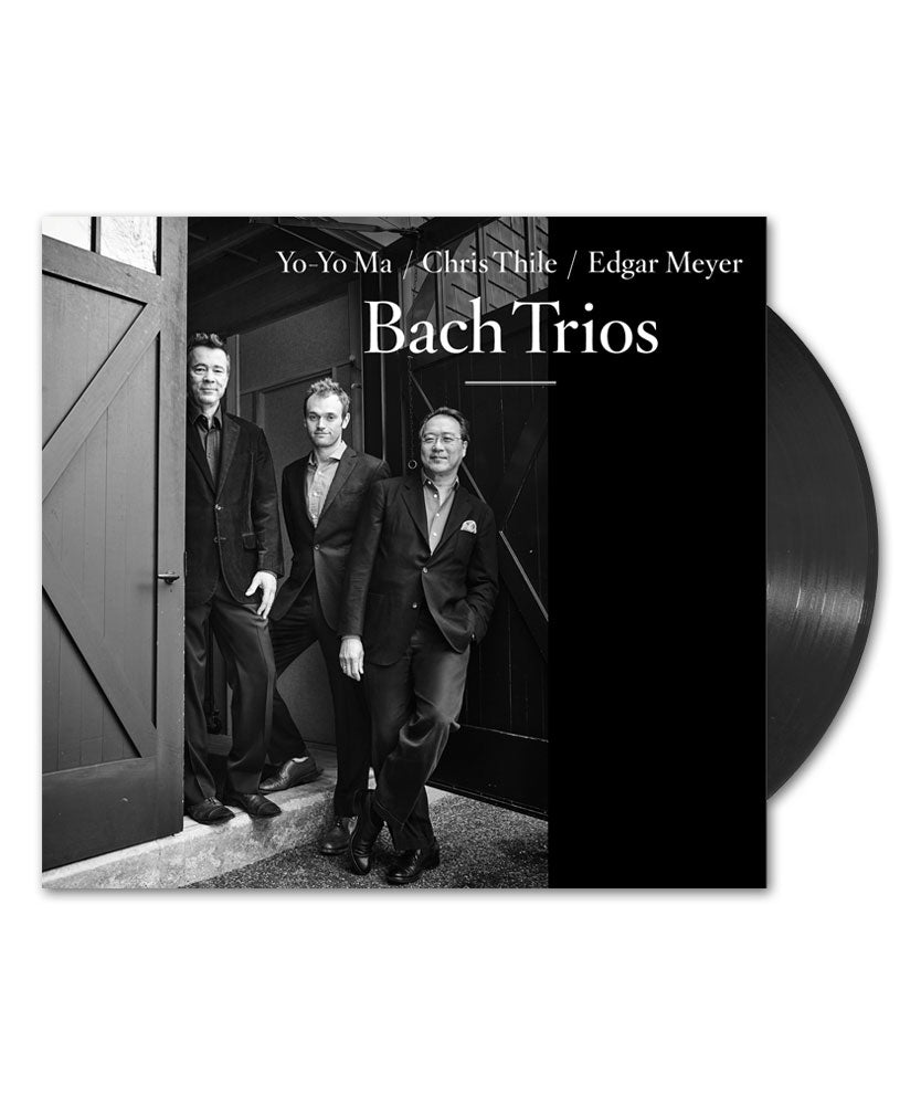 Yo-Yo Ma, Chris Thile & Edgar Meyer Bach Trios LP