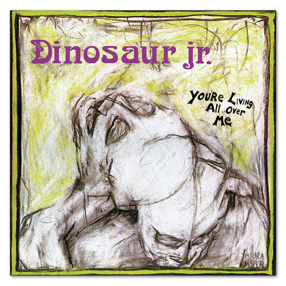Dinosaur Jr. You're Living All Over Me CD