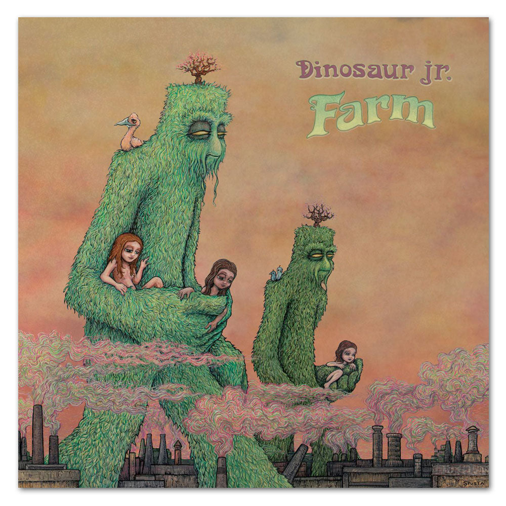 Dinosaur Jr. Farm Vinyl LP