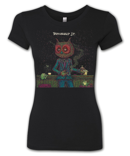 Girl's Owlman Crewneck T-shirt