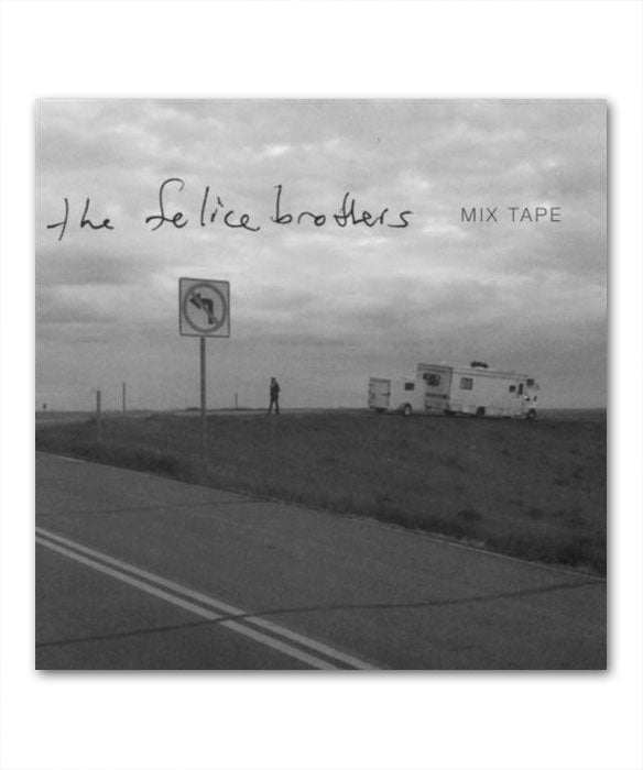 The Felice Brothers Mixtape CD