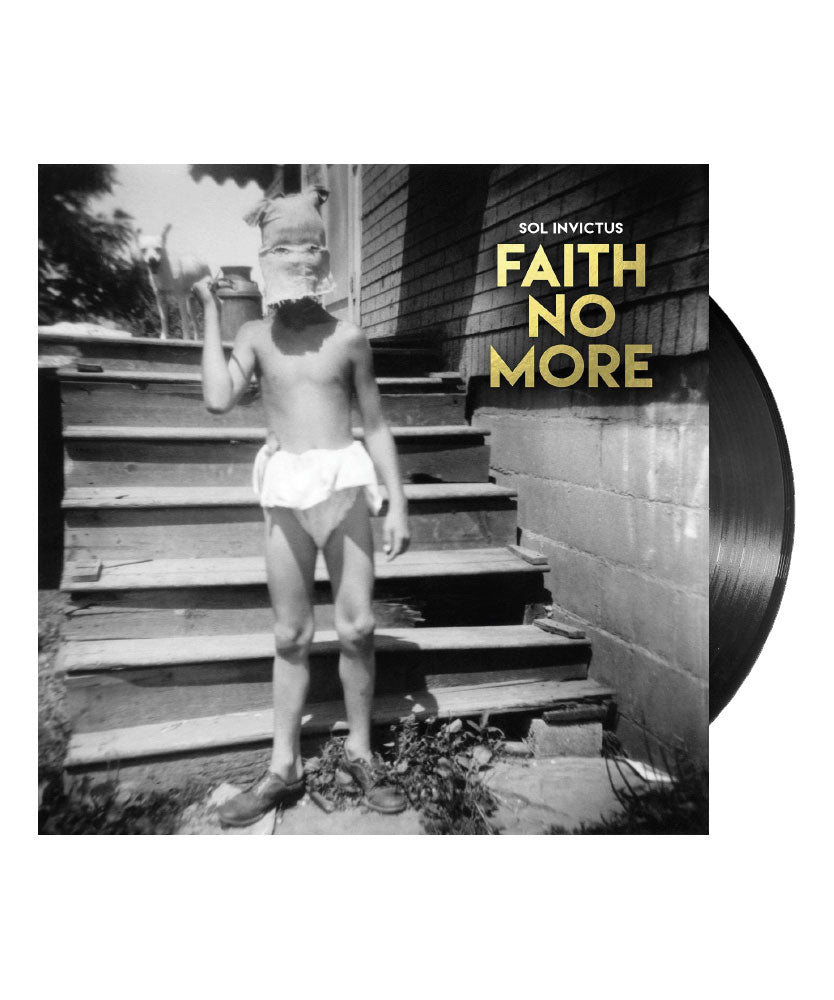 Faith No More Sol Invictus Vinyl LP - BLACK