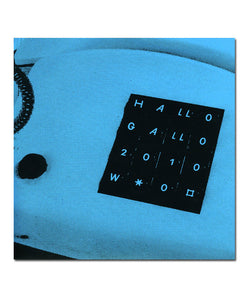 "Hallogallo 2010 Debut (7"" - Download)"