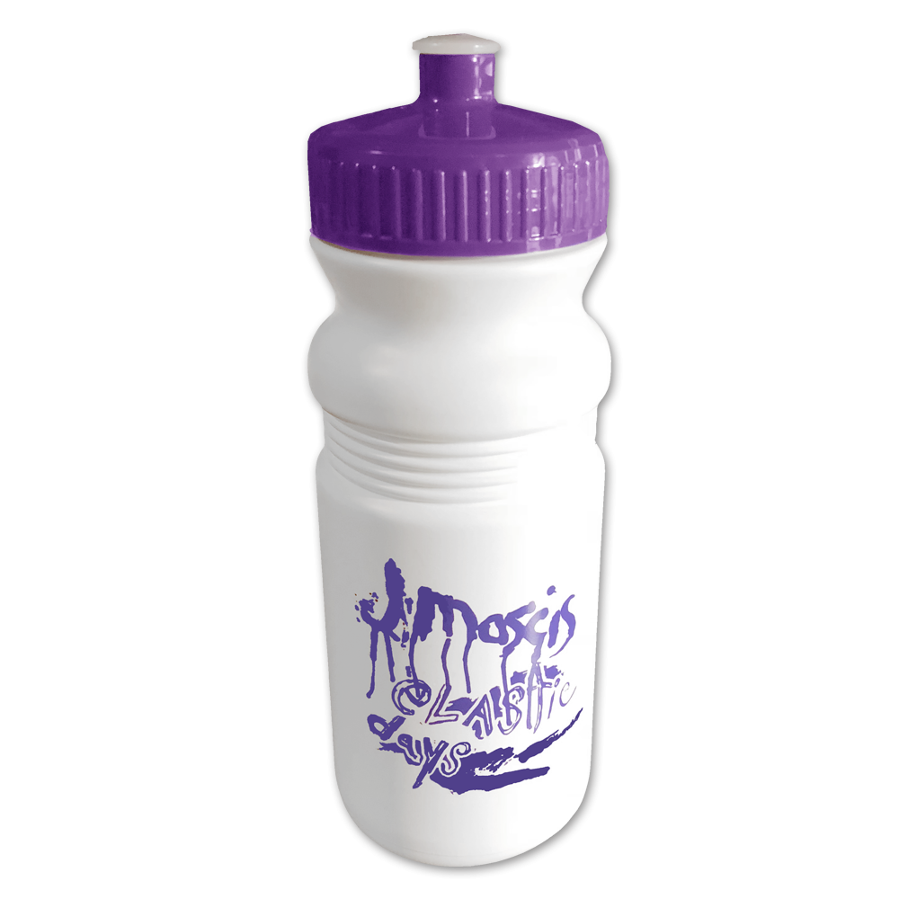 Elastic Days Water Bottle