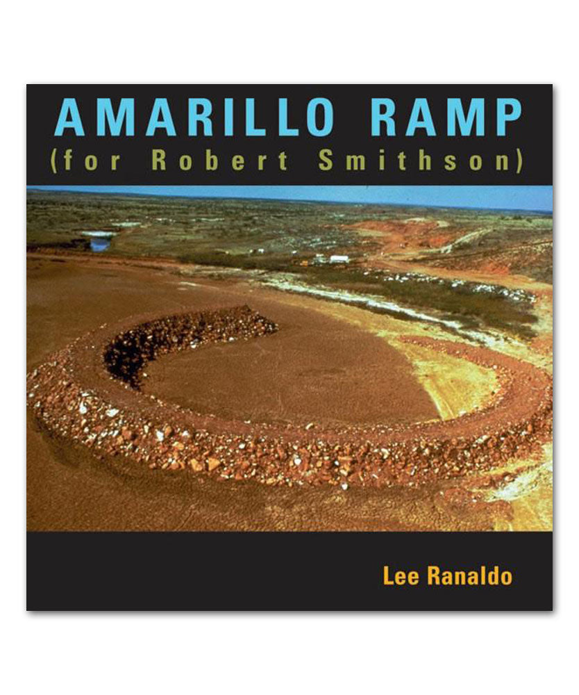 Amarillo Ramp (For Robert Smithson) CD