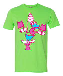 Green Soft Serve T-shirt