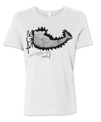 Girl's Anchorage '14 T-shirt
