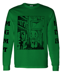 Little Dark Age [GREEN] L-S T-shirt