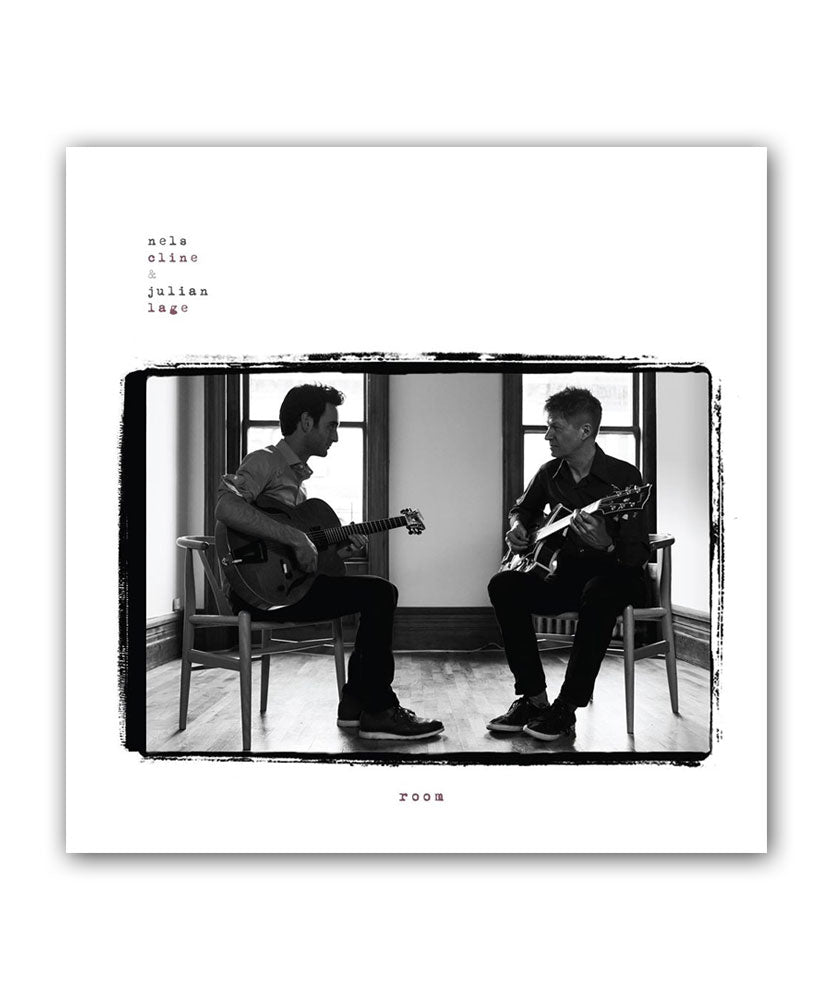 Nels Cline & Julian Lage ROOM CD