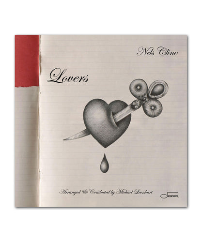 Lovers CD w- sticker