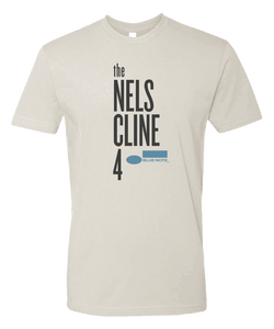 Nels Cline 4 [Creme] T-shirt + Mp3