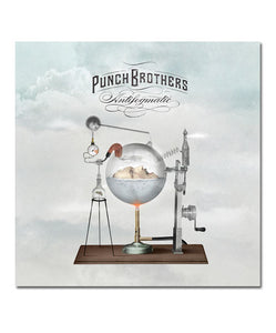 Punch Brothers Antifogmatic Vinyl LP