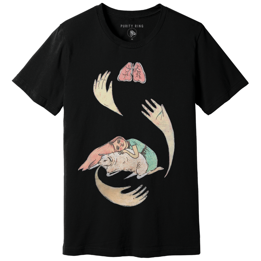 Shrines Sheep T-shirt