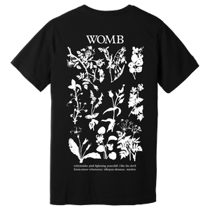 Floral Antiquity T-shirt