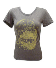 Girl's Tri-blend Bee Beard T-shirt