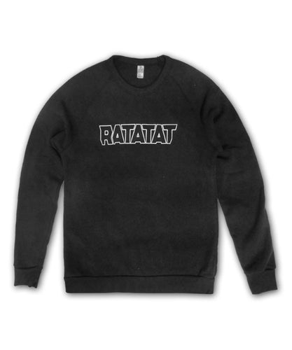 Ratatat Outline Logo Sweatshirt