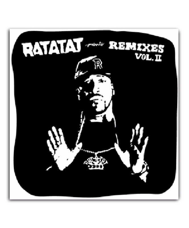 Ratatat Remixes Vol II CD