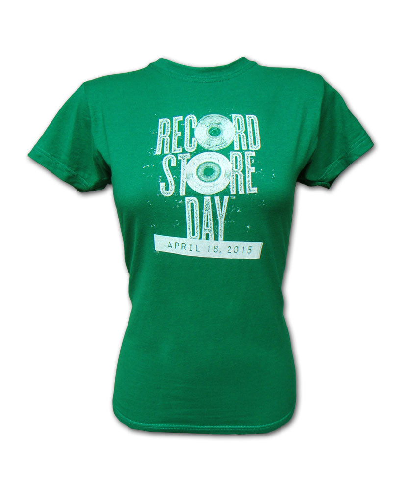 Girl's RECORD STORE DAY 2015 T-shirt