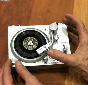 Mini Turntable
