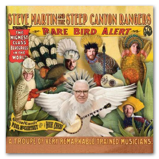 Steep Canyon Rangers Rare Bird Alert CD