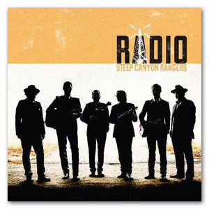 Steep Canyon Rangers Radio CD