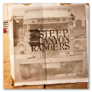 Steep Canyon Rangers Nobody Knows You CD