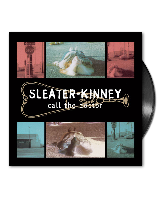 Sleater-Kinney Call the Doctor Vinyl LP
