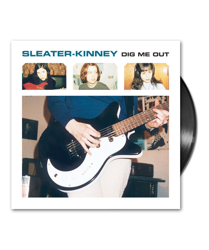 Sleater-Kinney Dig Me Out Vinyl LP