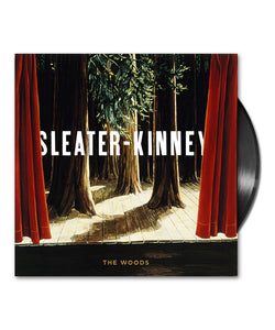 Sleater-Kinney The Woods Vinyl LP