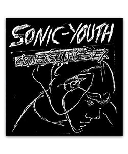 Sonic Youth Confusion is Sex REISSUE Vinyl LP