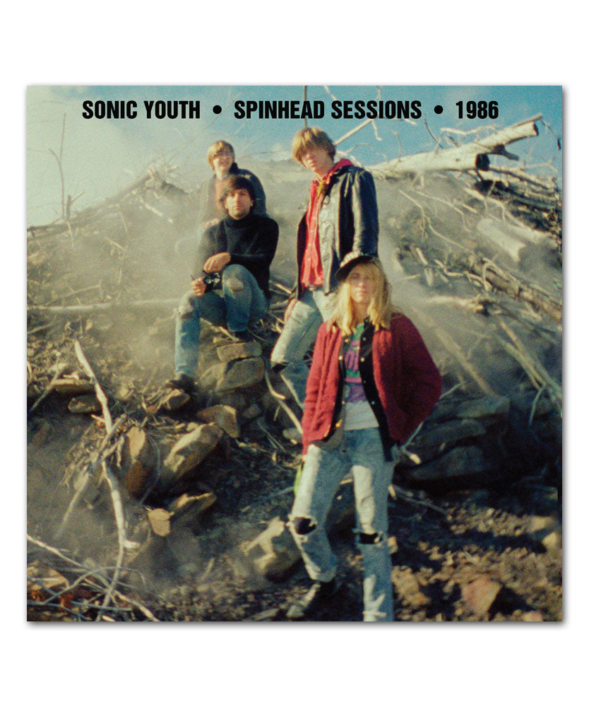 Sonic Youth Spinhead Sessions Vinyl LP
