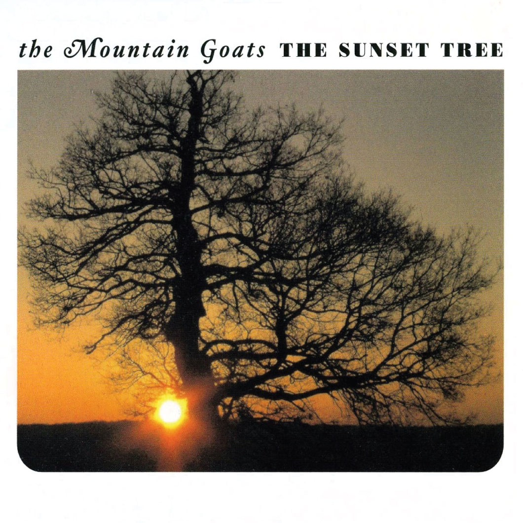 The Mountain Goats Sunset Tree CD