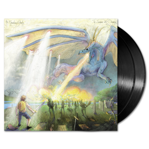 In League with Dragons Vinyl 2xLP
