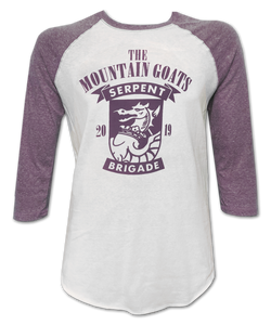 Serpent Brigade [PURPLE] Raglan
