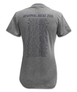 Girl's Faces Fall 2013 Tour T-shirt