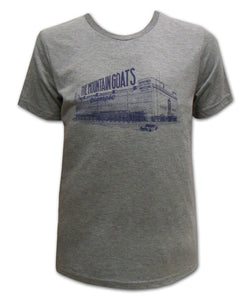 Regional Heat Tour 2015 Grey Tri-Blend T-shirt