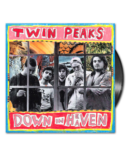 Down in Heaven Vinyl LP