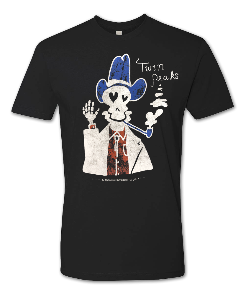 Howdy [BLACK] T-shirt