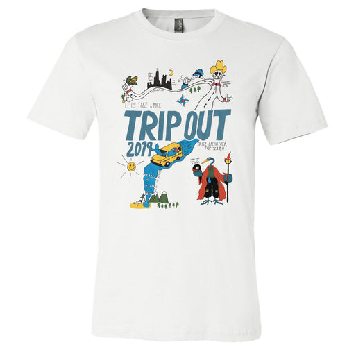 Trip Out T-shirt
