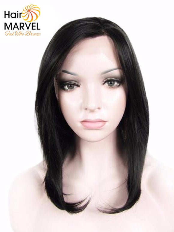 Hair Marvel Matilda Natural Soft Straight Synthetic Black 14
