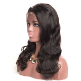 Hair Marvel Malaysian Body Wave Full Lace Human Hair Wig