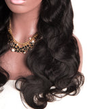 Hair Marvel Evelyn Premium 360 Lace Frontal Peruvian Body Wave Pre-Plucked Wig