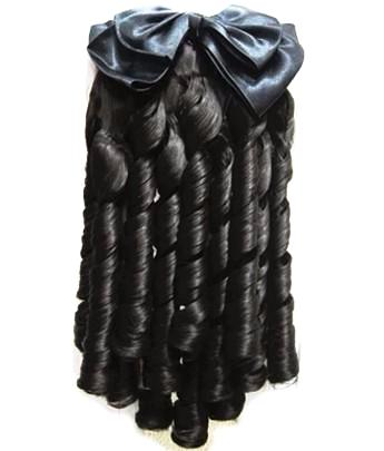 Hair Marvel Royal Roll Hair Clip black Princess Hair Grip Clasp