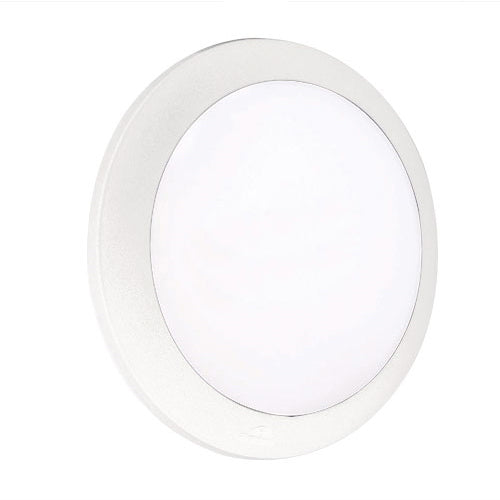 Spazio Umberta Bulkhead Ceiling Light White
