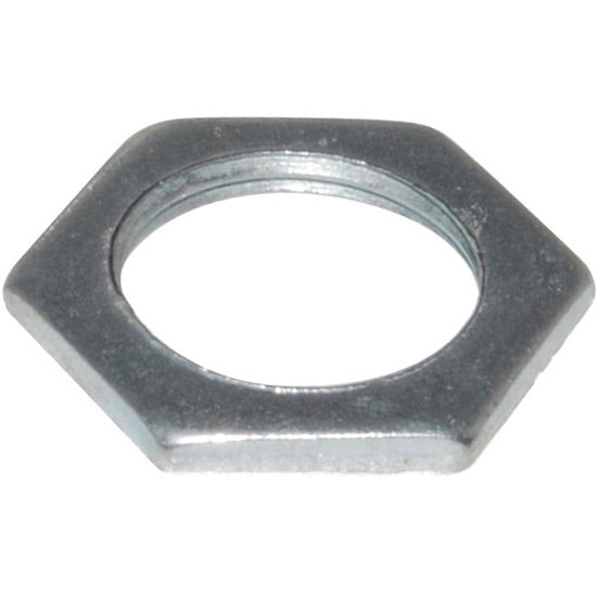 20mm Galvanised Locknut